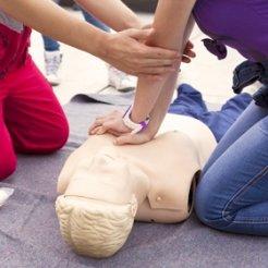 Обучение оказанию первой медицинской помощи